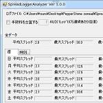 MT4でブローカーのスプレッドを調べる「SpreadLogger1.1.0」「SpreadLoggerAnalyzer 1.1.0」リリースのお知らせ(フリーソフト)