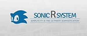 Sonic R Sysytem logo
