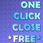 OneClickClose Ver2.0リリースのお知らせ